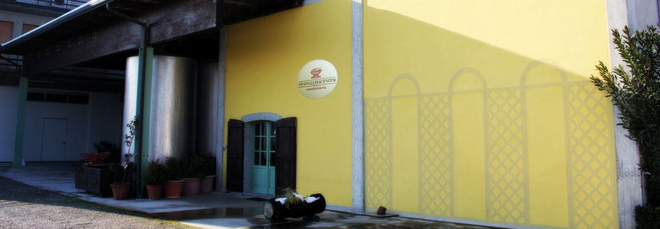 ingresso dell'azienda
