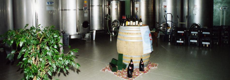 locali di vendita vino sfuso