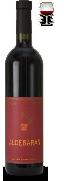 aldebaran riserva | vino doc colli piacentini