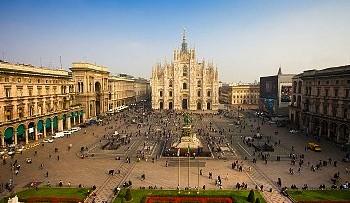 Milano P.zza Duomo
