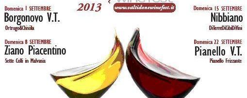 Valtidone Wine Fest 2013