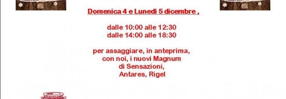 Anteprima Magnum #FratelliPiacentini