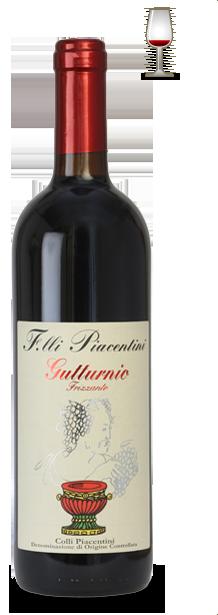 gutturnio frizzante | vino doc colli piacentini