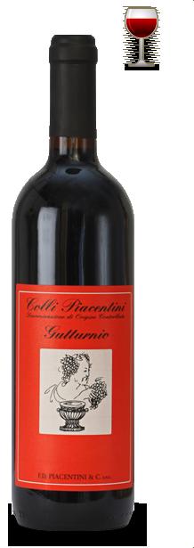 gutturnio tranquillo | vino doc colli piacentini