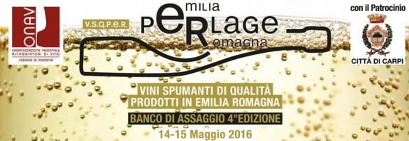 Manifestazione Emilia Romagna Perlage 2016